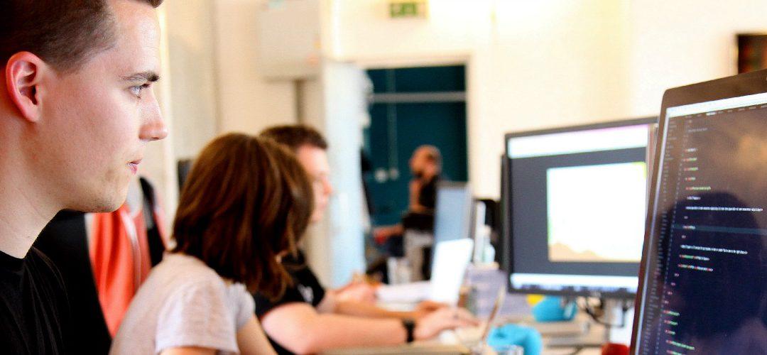 Packline: petite équipe de webmaster à votre écoute